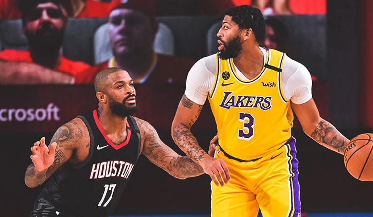 Lakers Vs Rockets Game 1 Three Things To Know 9 4 20 Los Angeles Lakers