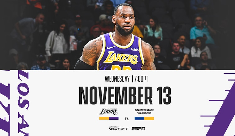 Lakers Game Day