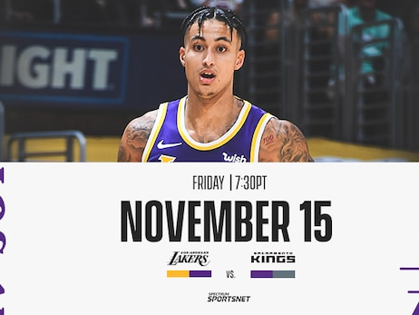 Lakers vs. Kings: 3 Things to Know (11/15/19)