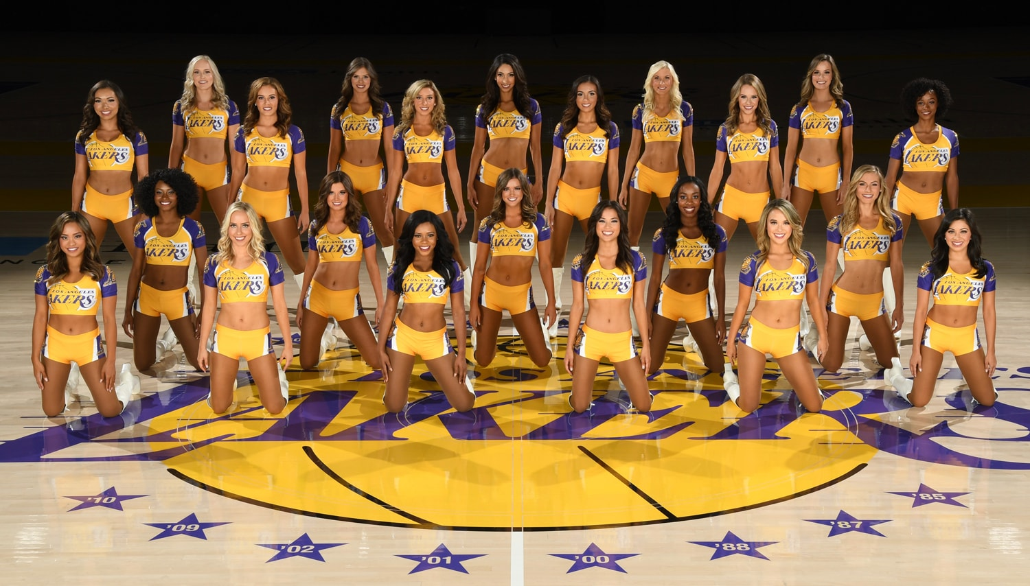 2019-20 Laker Girls