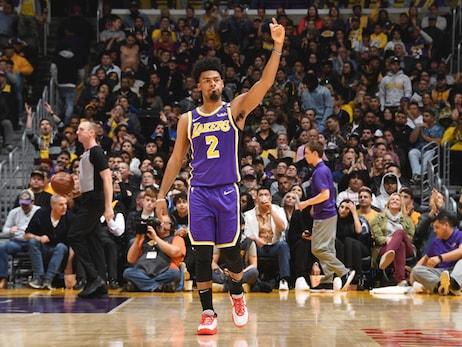 Even in defeat, Lakers show fighting spirit in loss to Orlando