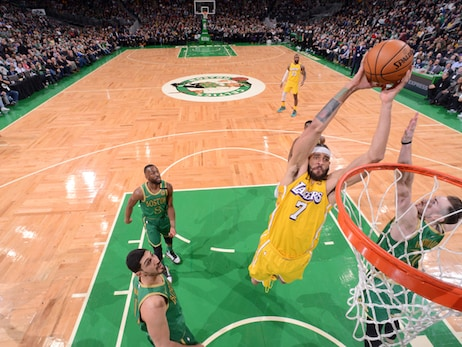 Running Diary: Celtics 139 | Lakers 107