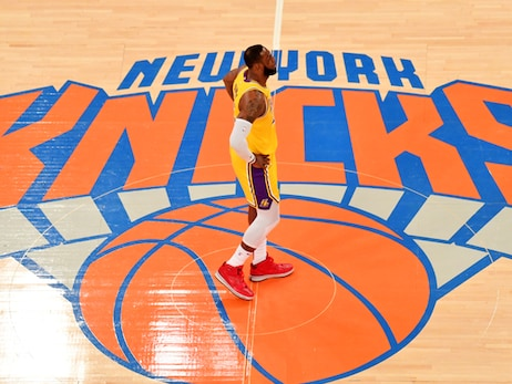 Running Diary: Lakers 100 | Knicks 92