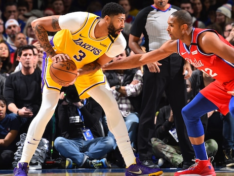 Running Diary: 76ers 108 | Lakers 91