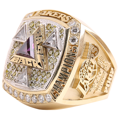 La Lakers Ring Of Honor