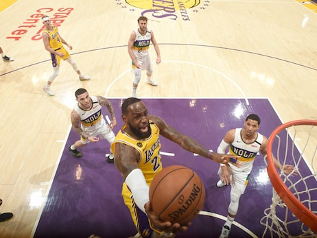Running Diary: Lakers 118 | Pelicans 109