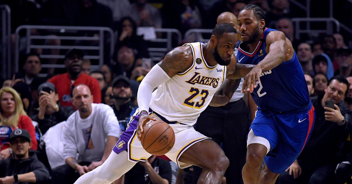 Image result for lakers clippers