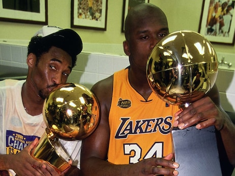Lakers History: Kobe and Shaq Dominate Pacers To Win First Ring Together