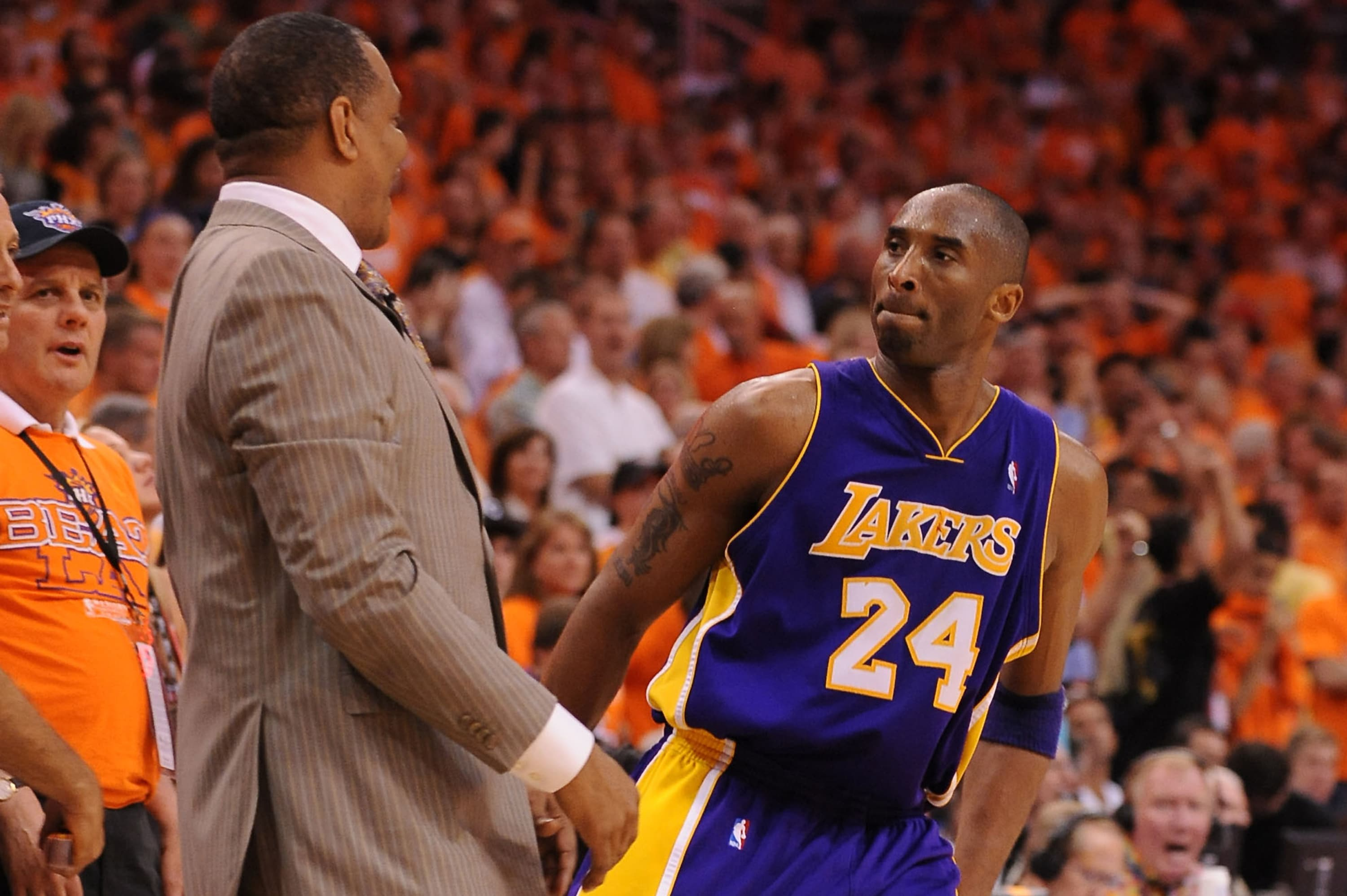 Kobe Daggers Suns: Retro Running Diary, Game 6, 2010 WCF | Los Angeles Lakers