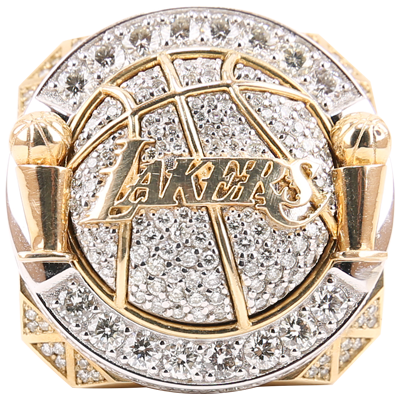 History: Lakers Championship Rings | Los Angeles Lakers