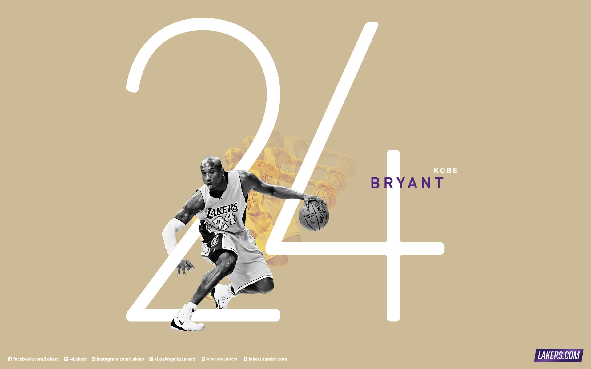 Kobe Bryant Player Wallpaper
