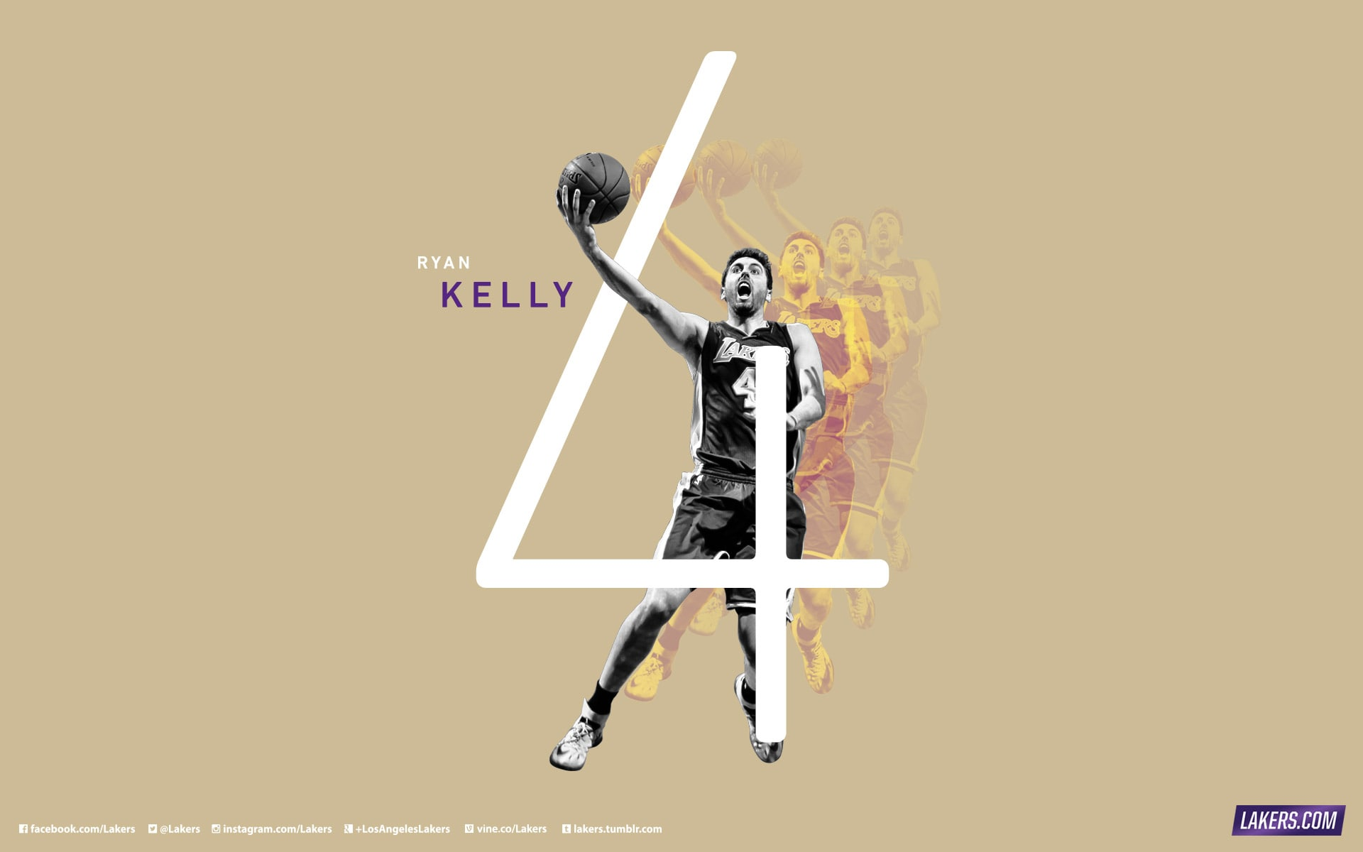 Ryan Kelly Player Wallpaper