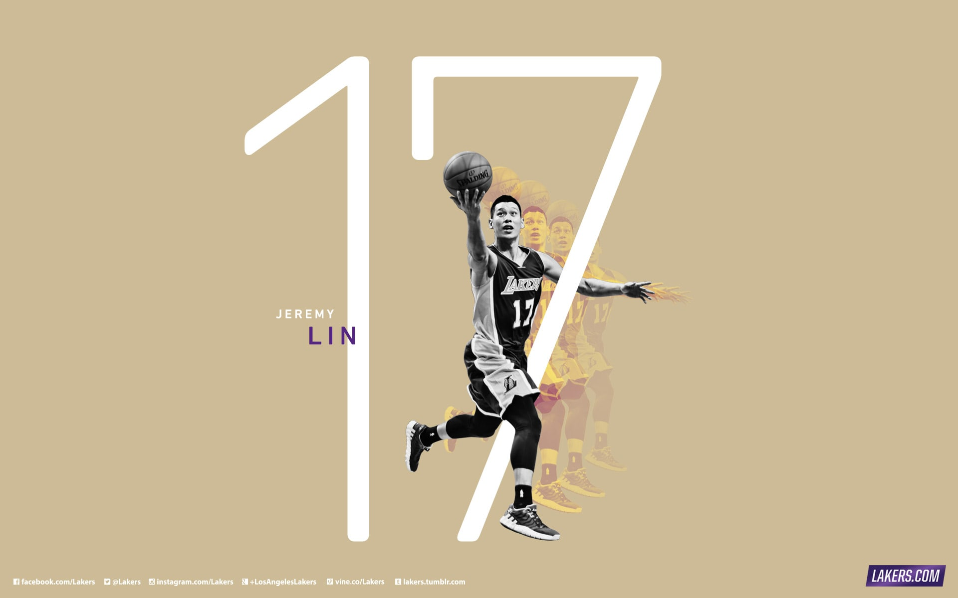 Jeremy Lin Player Wallpaper