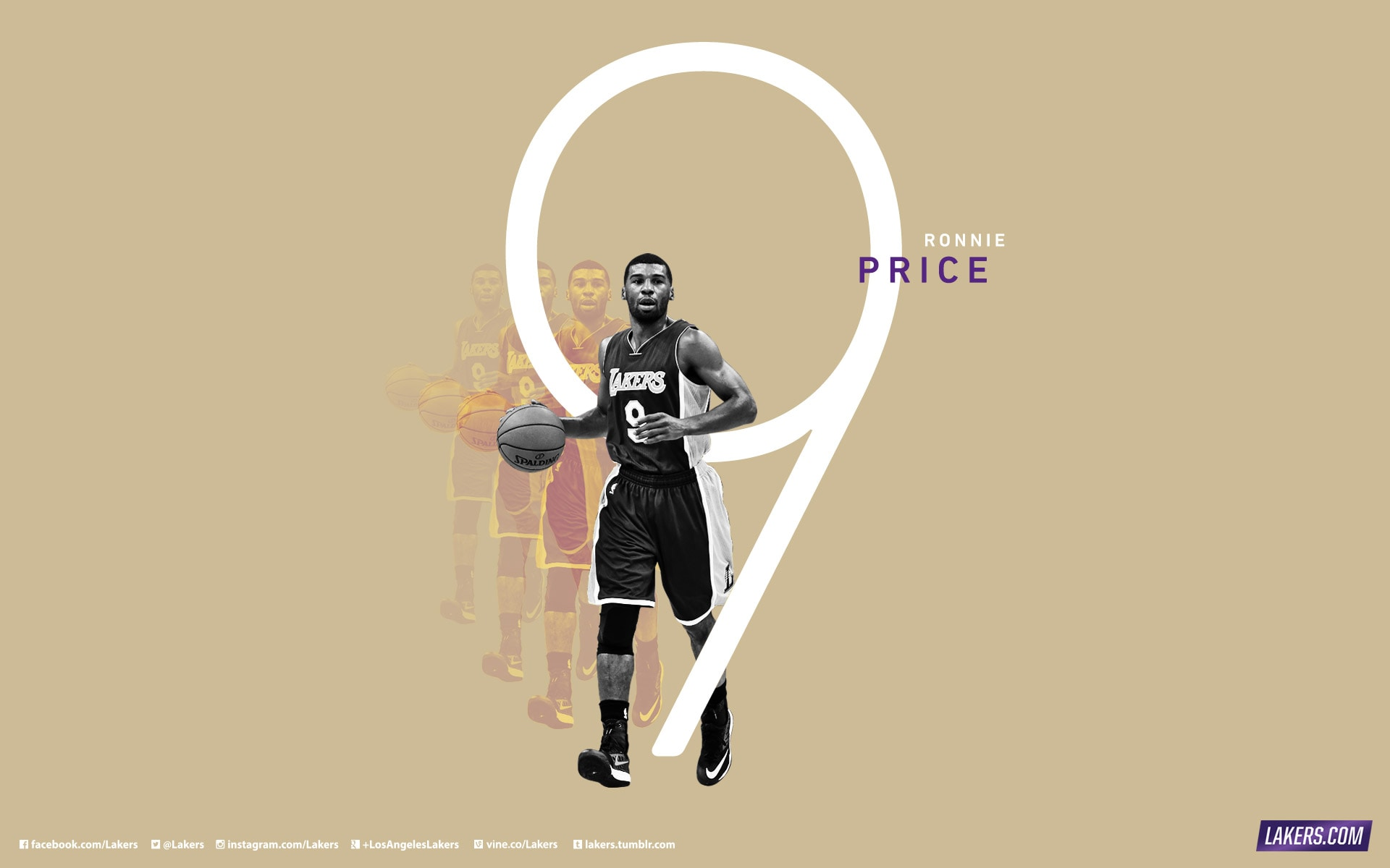 Ronnie Price Player Wallpaper
