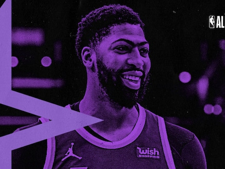 Anthony Davis Named to NBA All-Star Reserves