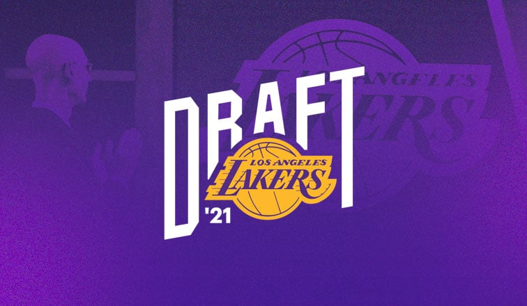 lakers to draft 22nd in 2021 nba draft los angeles lakers