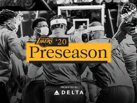 Lakers Announce 2020 Preseason Schedule Presented by Delta Air Lines