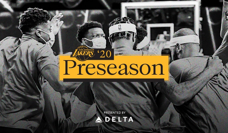 Lakers Preseason Schedule