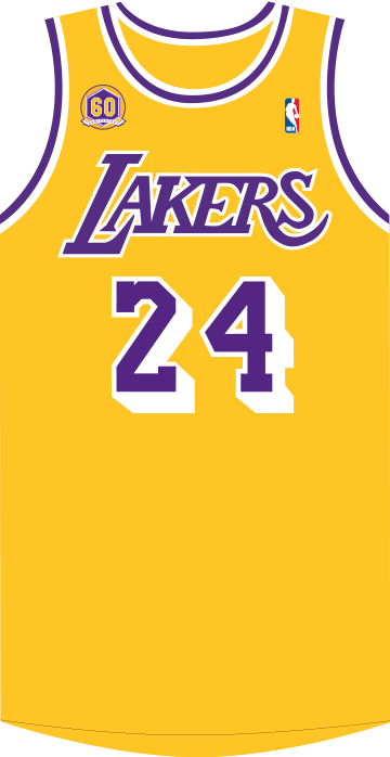 new style 5a9df e1d4e Kobe Bryant Jersey Page | Los Angeles Lakers