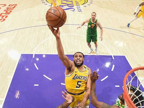 Running Diary: Lakers 97 | Jazz 111 (4/19/21)