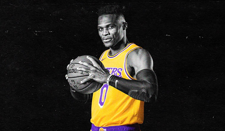 Lakers Acquire Russell Westbrook   Los Angeles Lakers