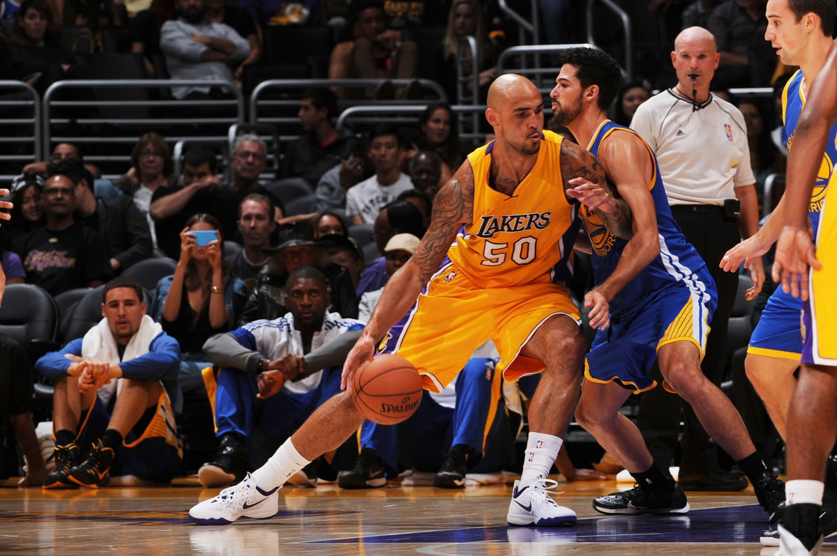 0118fb544 2014-15 Player Galleries  Robert Sacre