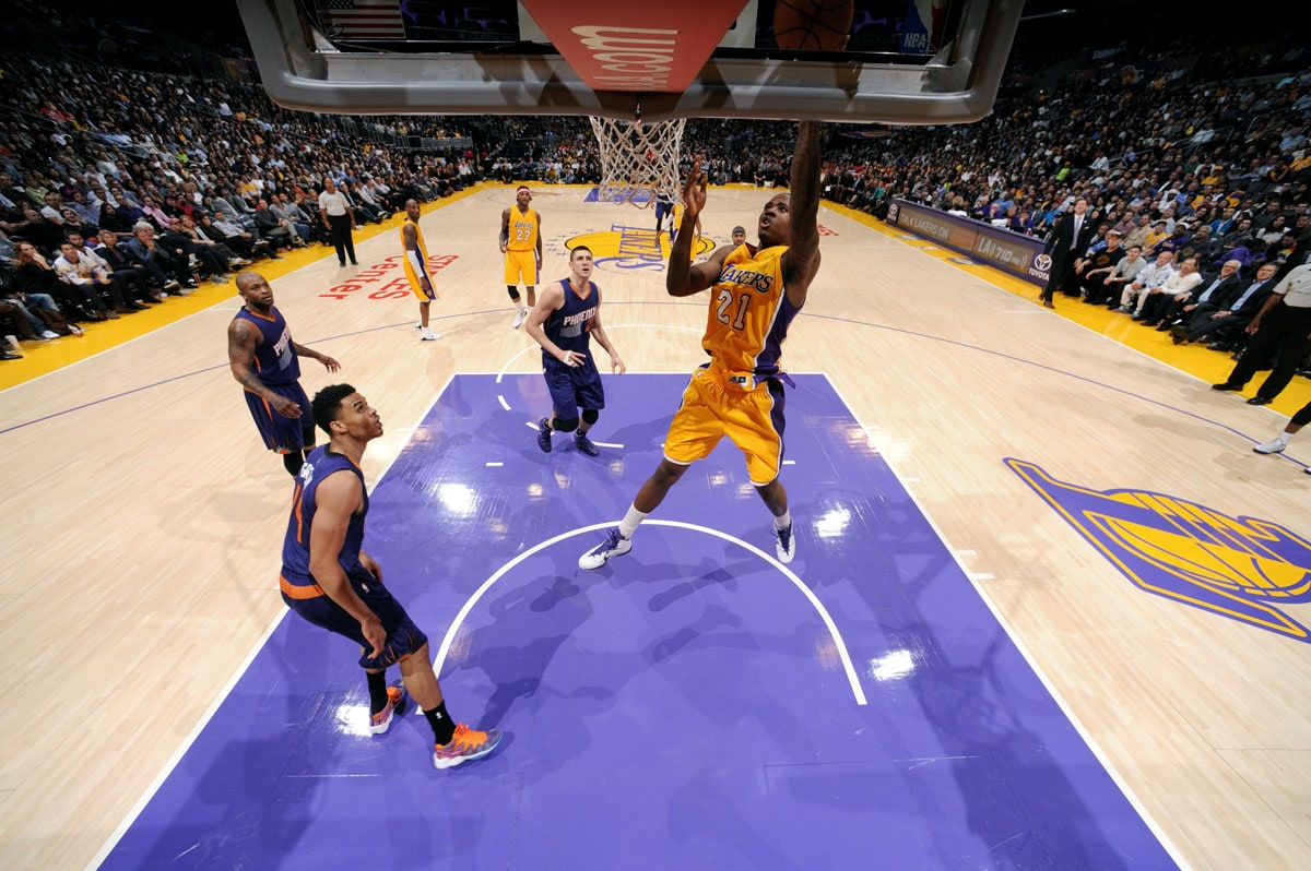 Listen To Text Messages >> Lakers vs. Suns 11/4/14   Los Angeles Lakers