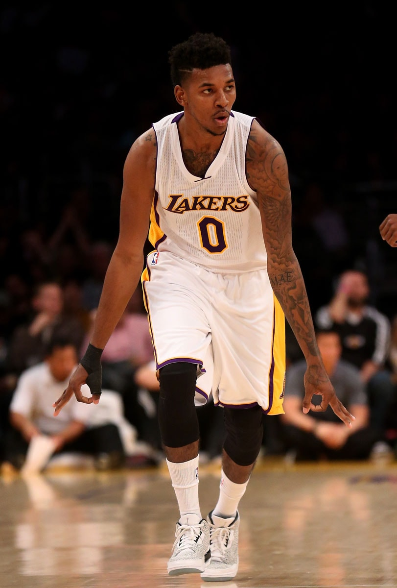 2015 Player Capsule: Nick Young