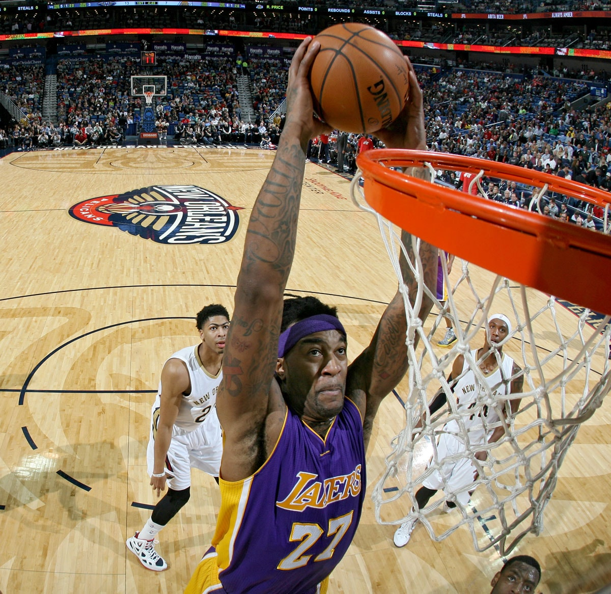 2015 Player Capsule: Jordan Hill