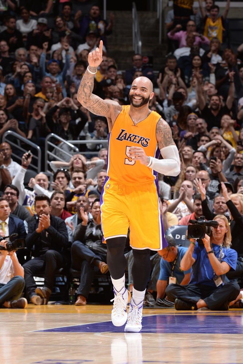 Resumen de Temporada: Carlos Boozer | Los Angeles Lakers