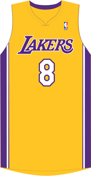 new style 50a1b b163c Kobe Bryant Jersey Page | Los Angeles Lakers