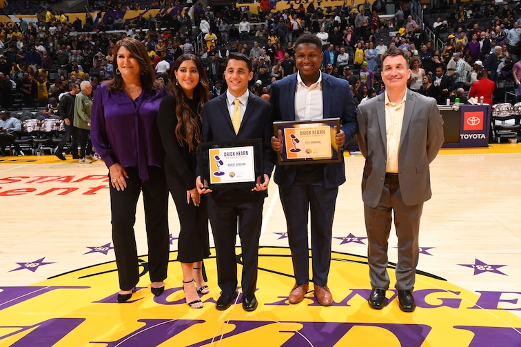 Chick Hearn Memorial Scholarship