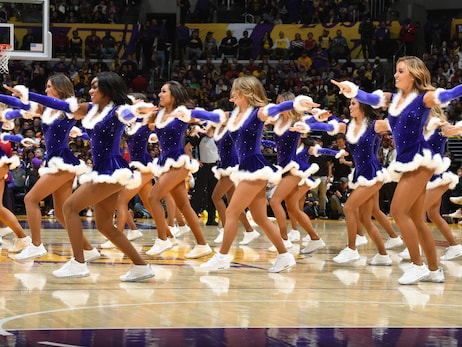 Laker Girls December Gallery 2019