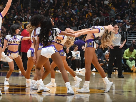 Laker Girls February Gallery 2020