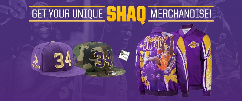 cd74a554ae8 To celebrate the unveiling of the honorary Shaquille O'Neal statue at the  STAPLES Center on March 24th, the legendary Hall of Famer teamed up with  the ...