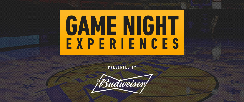Budweiser Game Night Experience