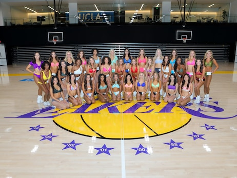 Laker Girls Auditions 2019 Photos - Finalists