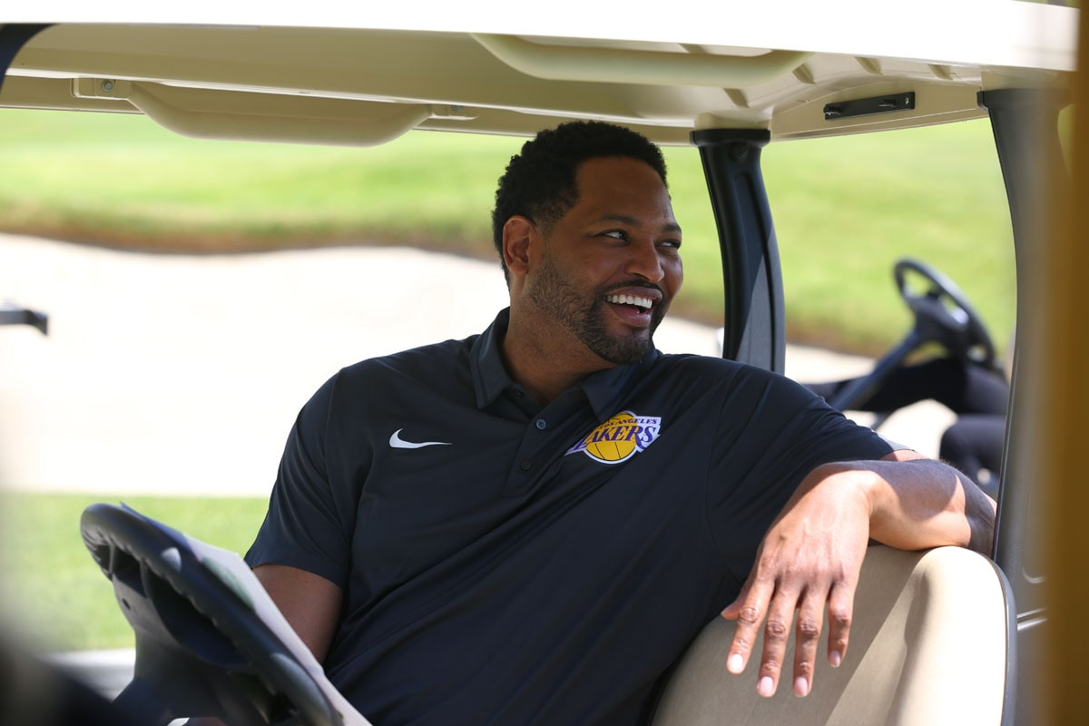 Lakers Annual Golf Tournament Presented by Mir Audio Video