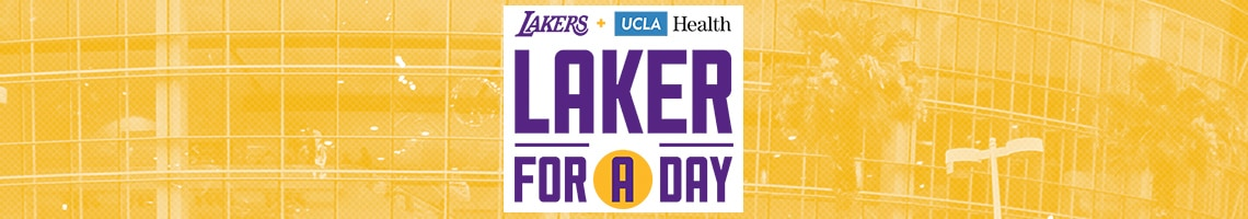Laker For A Day