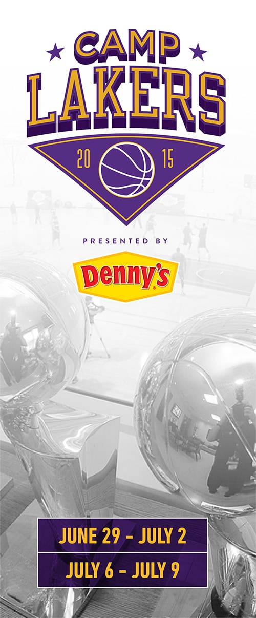 Camp Lakers 2015 | Los Angeles Lakers