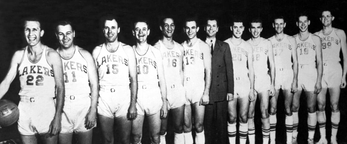 Lakers 1949-51