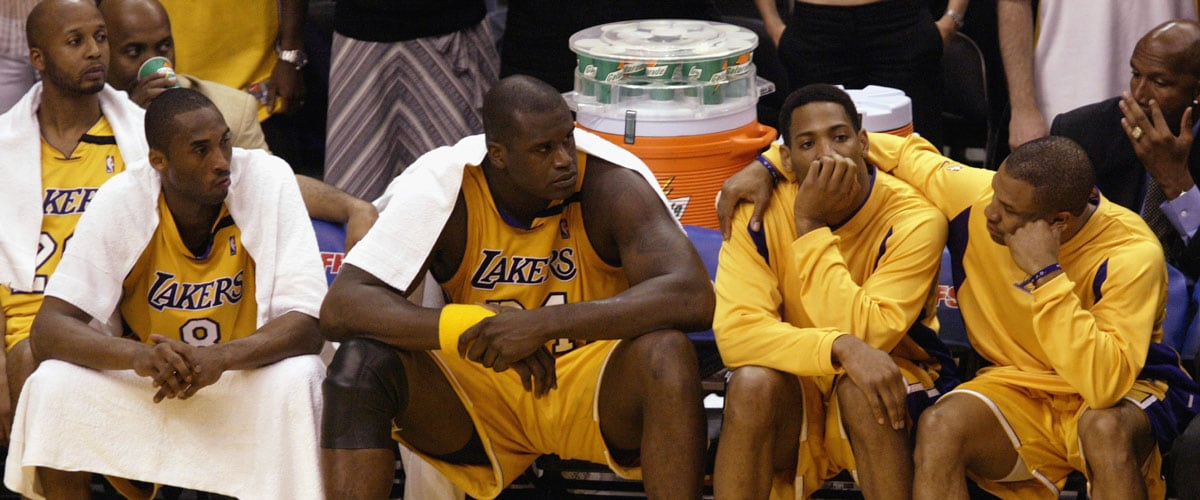 Lakers 2002-03