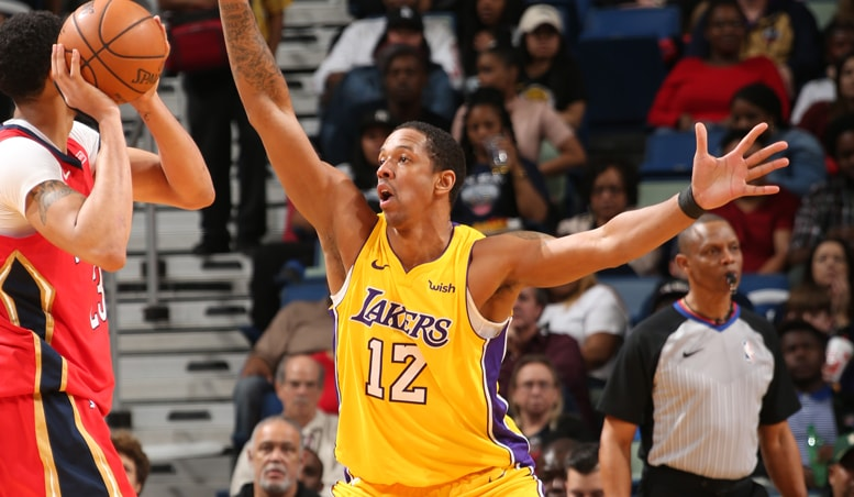 Channing Frye Medical Update Los Angeles Lakers
