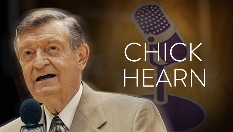 Chick Hearn History