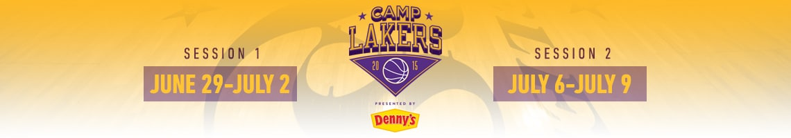 Camp Lakers 2015
