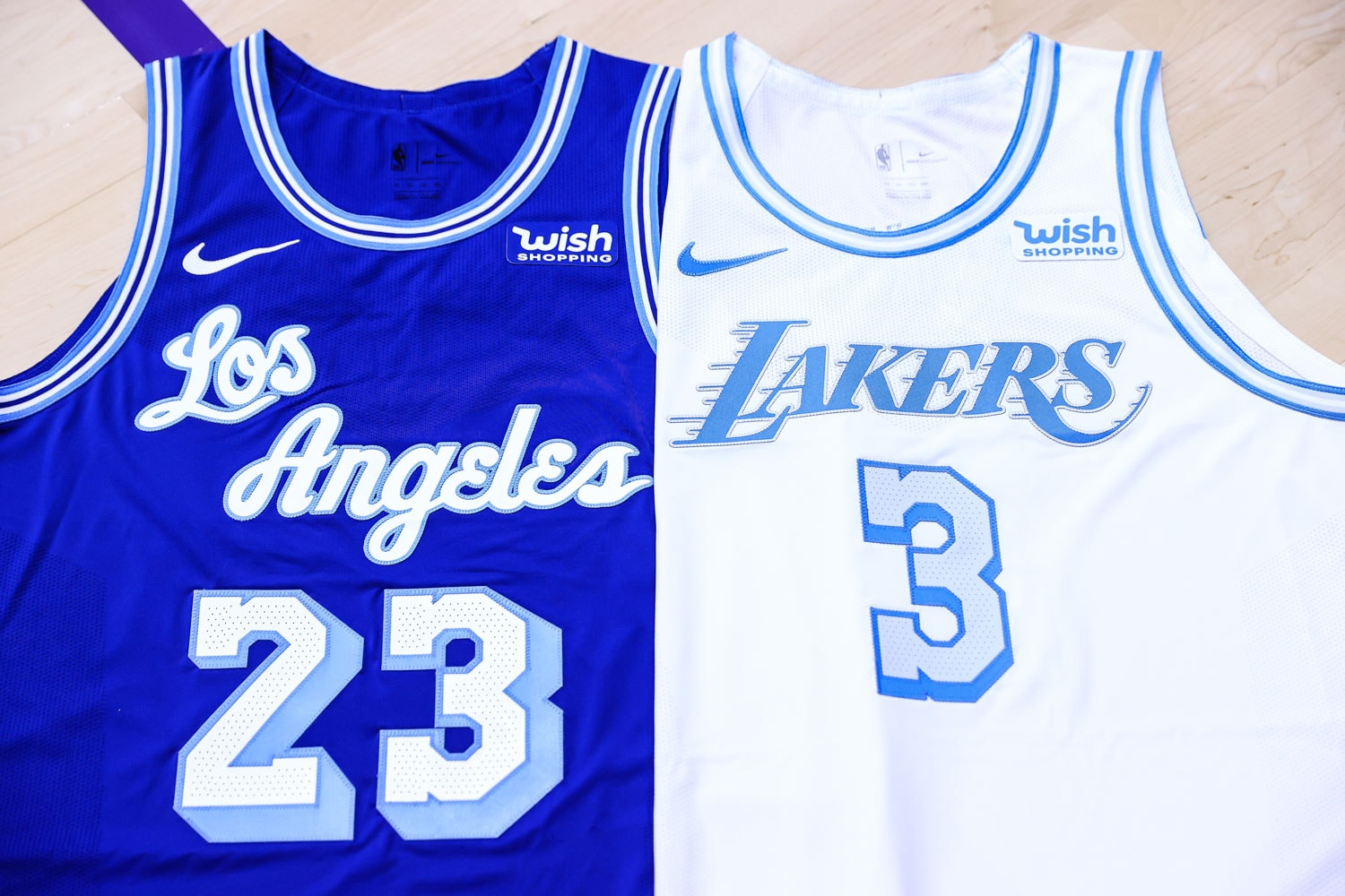 Jerseys 2020-21 | The Official Site of the Los Angeles Lakers