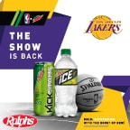 Mountain Dew x Lakers