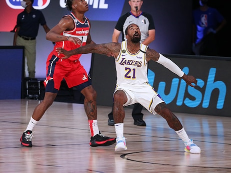 Running Diary: Lakers 123 | Wizards 116