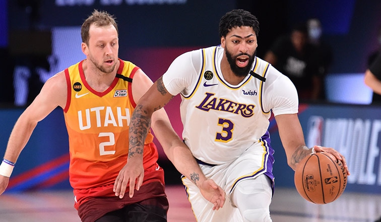 Running Diary: Lakers 116 | Jazz 108 | Los Angeles Lakers