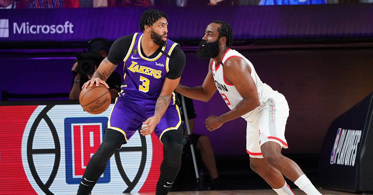 Running Diary: Rockets 112 | Lakers 97 | Los Angeles Lakers